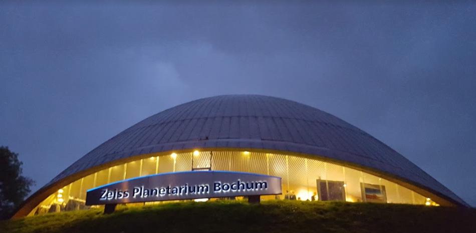 Existenzgründung Bochum Planetarium