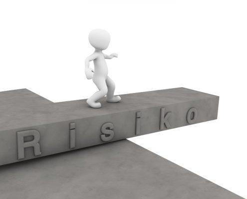 Risiko im Rahmen der Existenzgründung