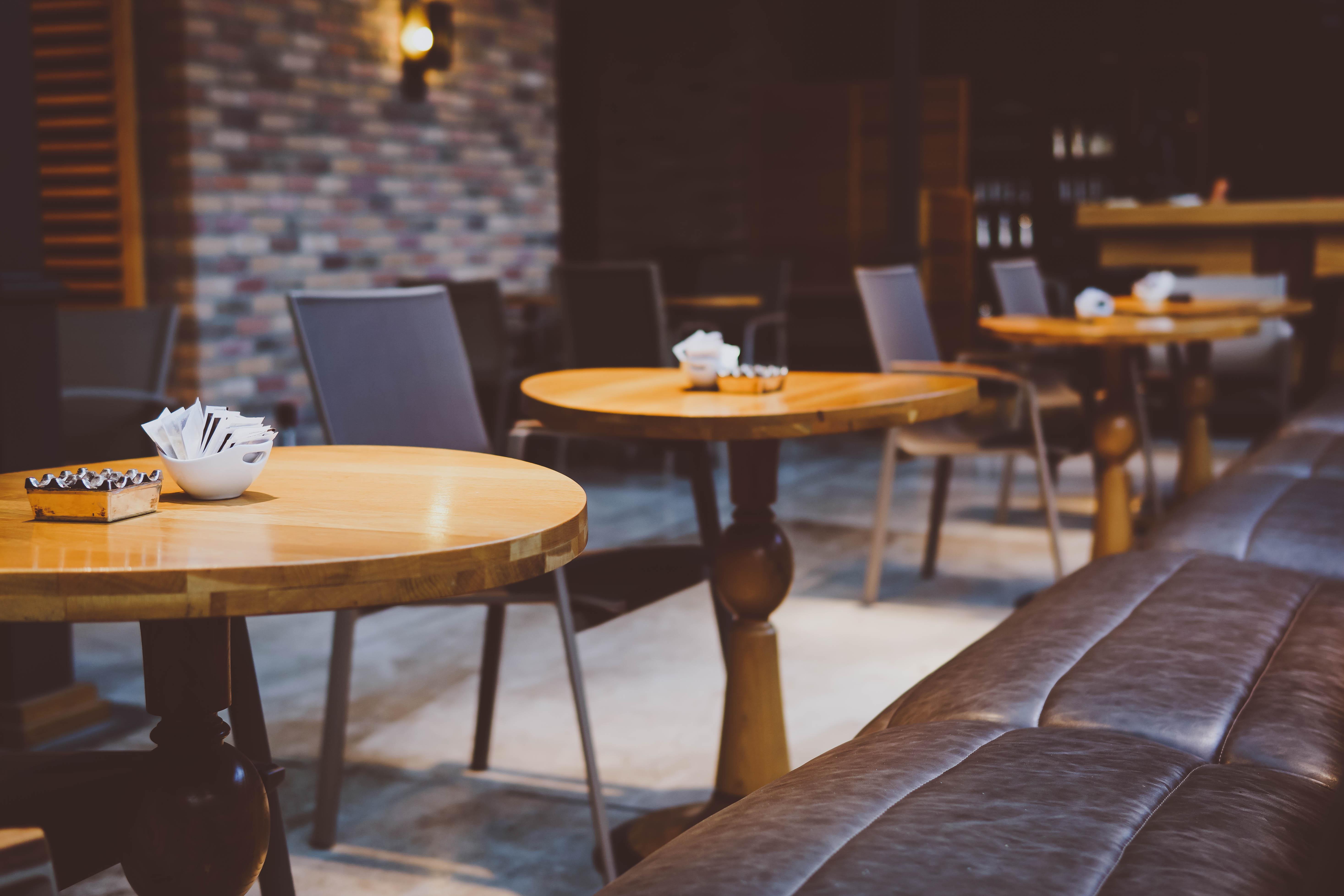 Selbständig machen mit einem Cafe