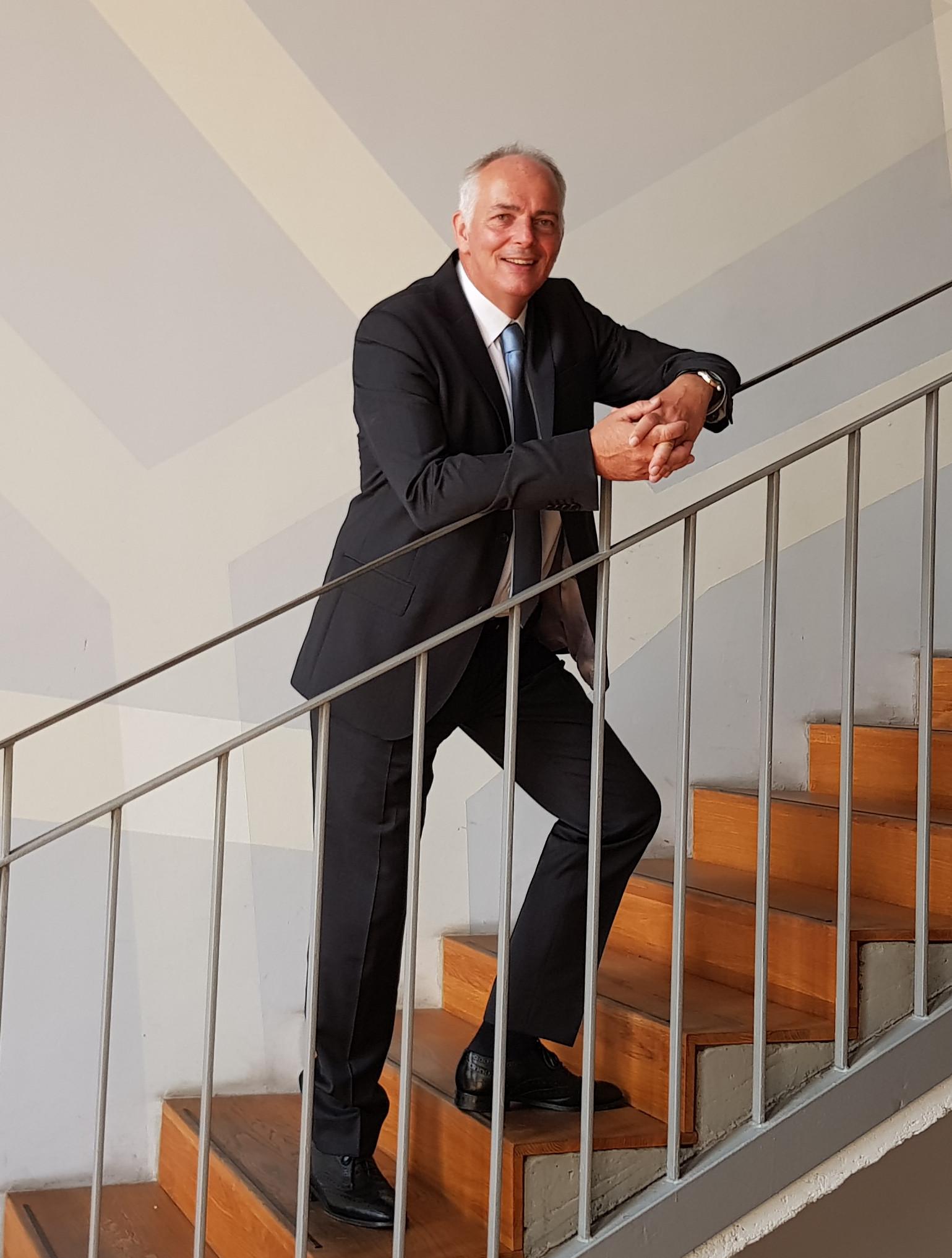Unternehmensberater Torsten Schrimper