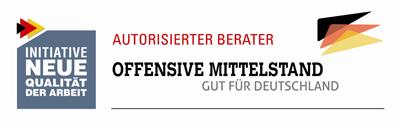 Torsten Schrimper ist autorisierter Berater der Offensive Mittelstand