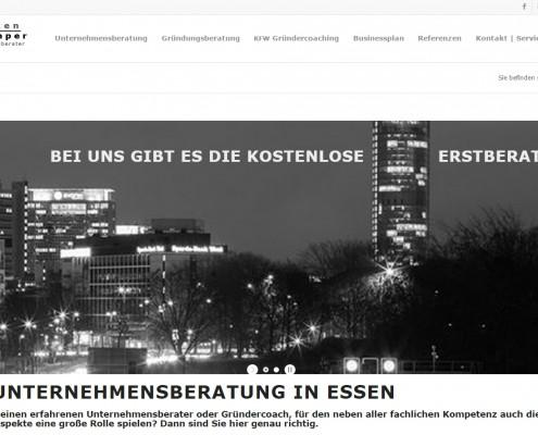 Torsten Schrimper Unternehmensberater Neue Website