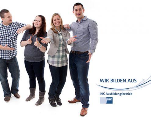 Wir bilden aus: Unternehmensberatung Torsten Schrimper