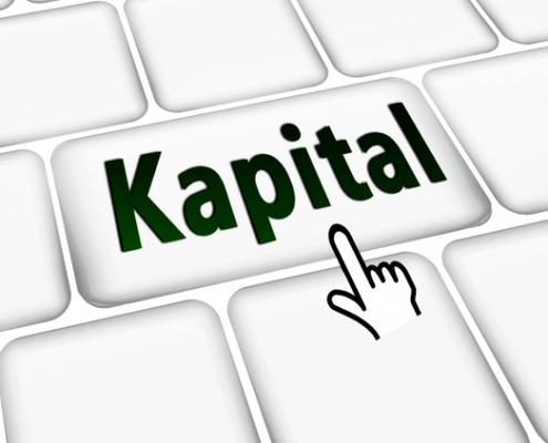Kapitalsbedarfsplanung