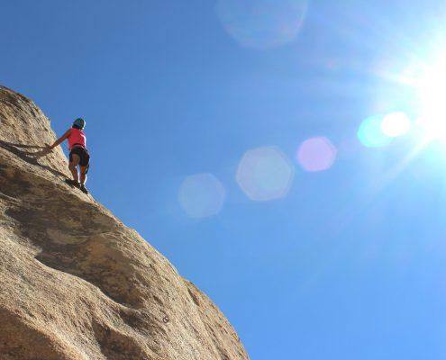 Risiko Bergsteigen