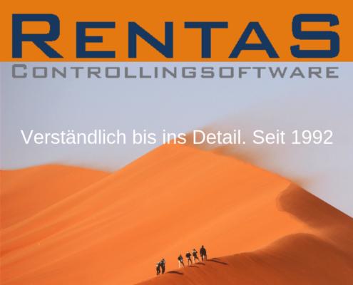 RentaS Controllingsoftware