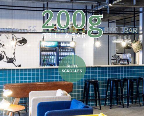 200g Grill & Bar