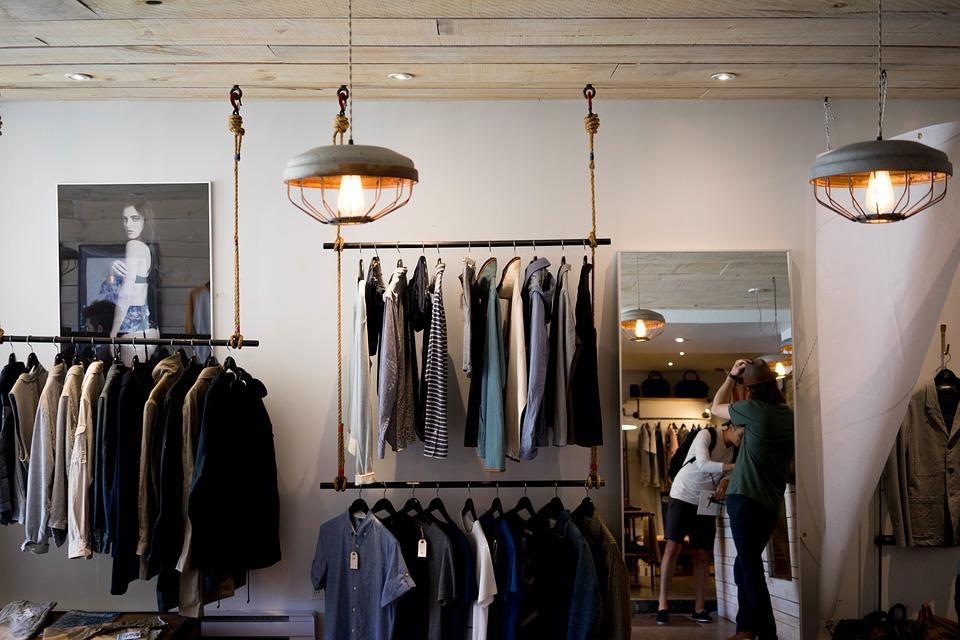 Mit einer Modeboutique selbständig machen
