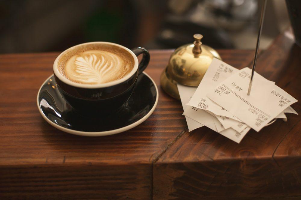 Selbstständig Café