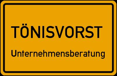 TOENISVORST.Unternehmensberatung