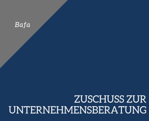 Bafa_Unternehmensberatung Essen
