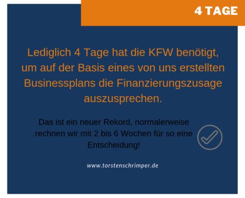 KFW Startgeld