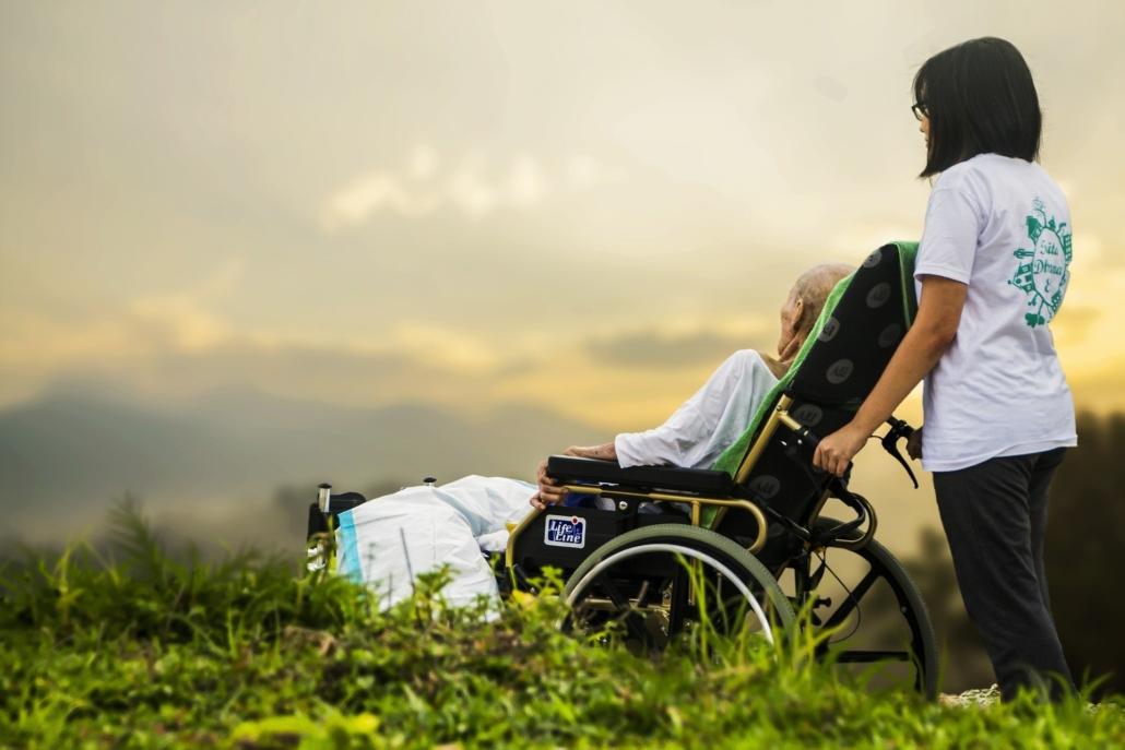 Mit einem Pflegedienst selbständig machen