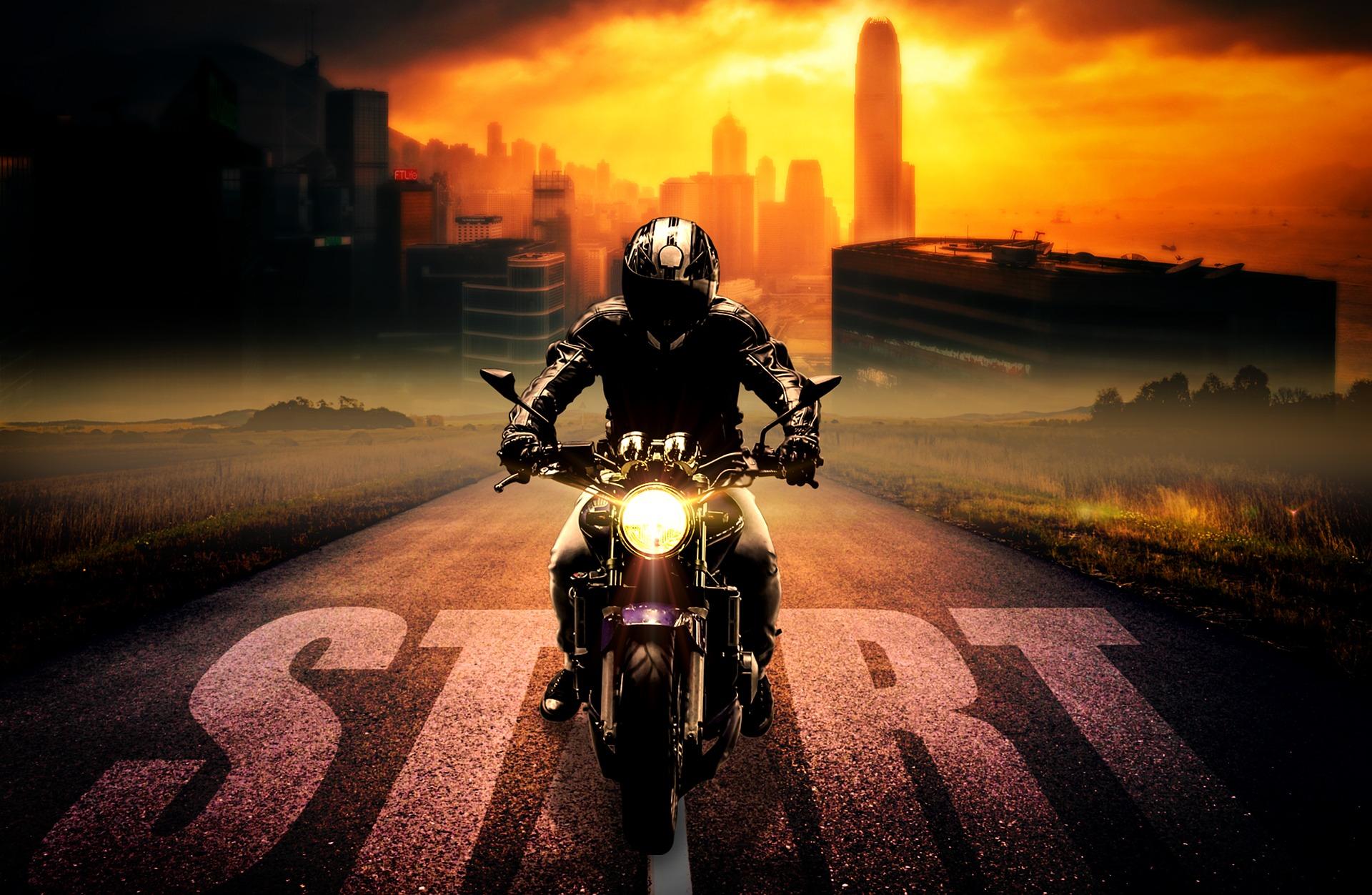 Mit einem Fahrrad-/Motorradgeschäft selbstständig machen